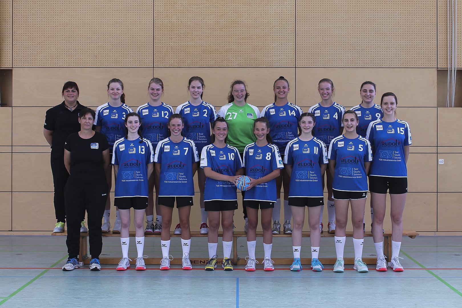JSG Neckar Kocher weibliche Jugend B