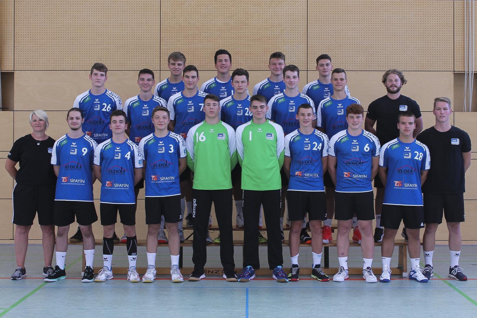 JSG Neckar Kocher männliche Jugend A