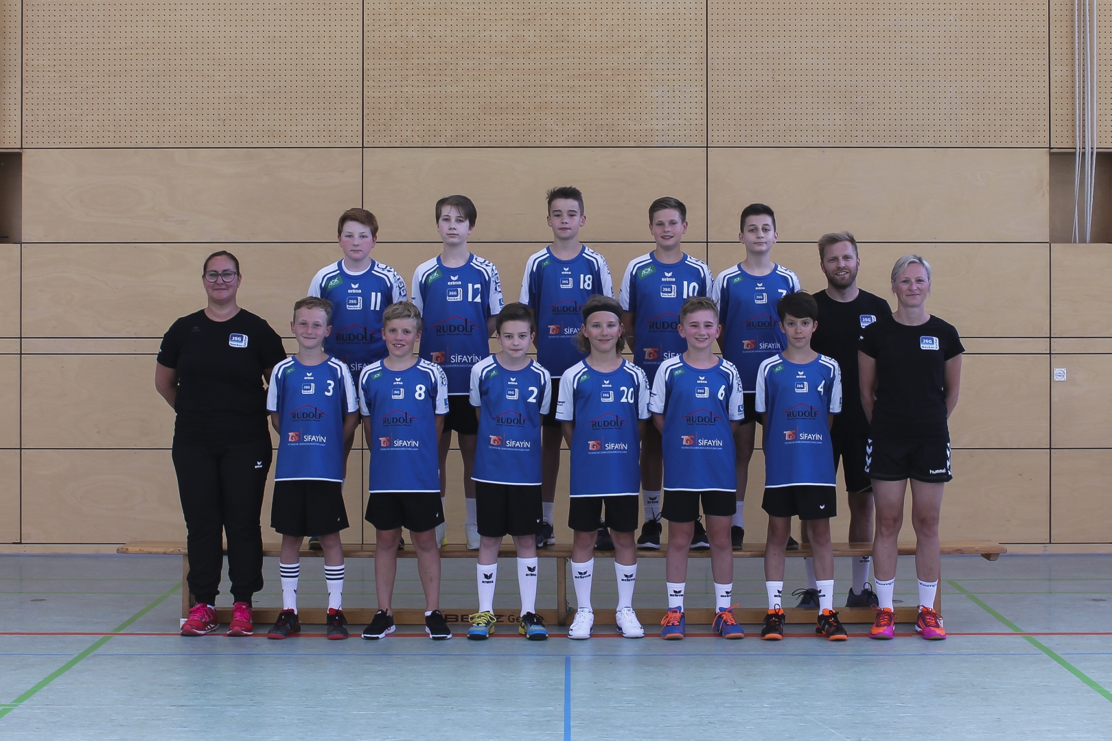 JSG Neckar Kocher männliche Jugend DB