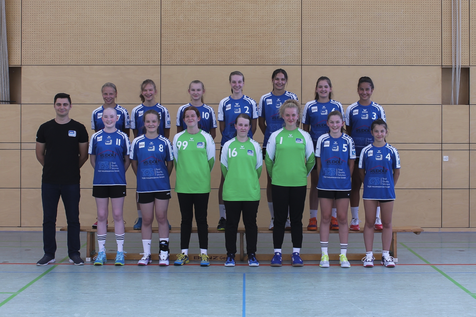 JSG Neckar Kocher weibliche Jugend C